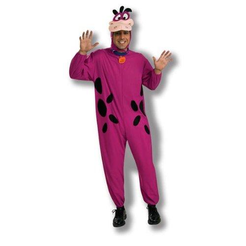 Dino Feuerstein, Größe:XL (Kostüm Dino Flintstones)
