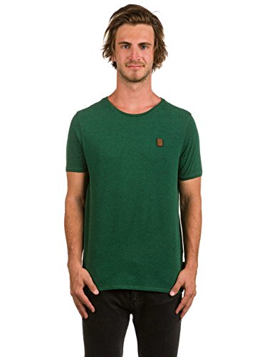 Naketano Herren T-Shirt dirty green melange