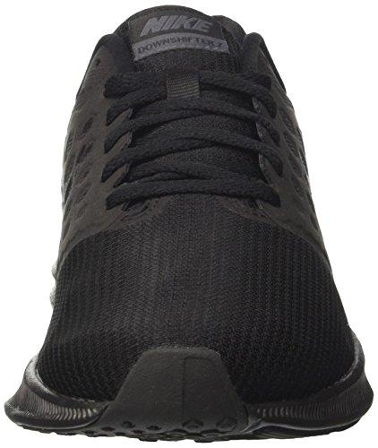 Nike Downshifter 7, Scarpe Running Uomo Nero (Black / Metallic Hematite / Anthracite)