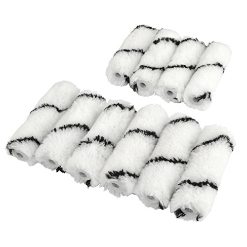 coral-41710-contractor-paint-mini-roller-cover-with-a-polyacrylic-sleeve-fabric-4-inch-10-piece-pack