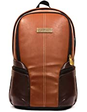 The Clownfish Mark XXIX Extremis 27 liter Laptop Backpack for 14 inch Laptop ( Mud Brown)