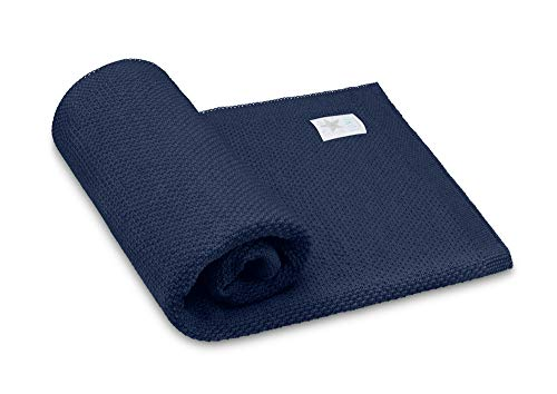 Elimeli - coperta in lana vergine 100%, perfetta per neonati, in confezione regalo