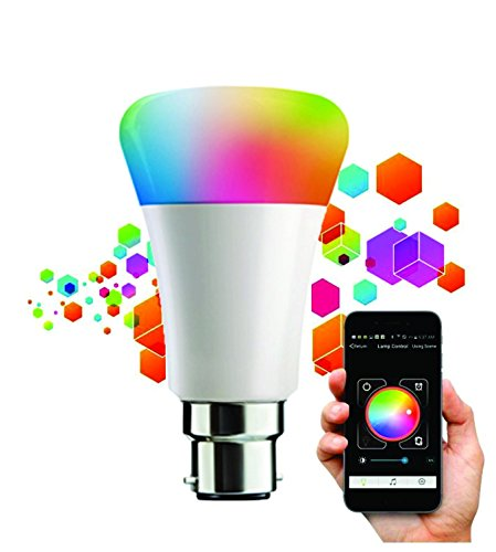 Aloysia Bluetooth Smart LED Lights 6W Base B22