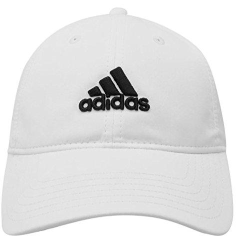Adidas Performance Max Lato Hit Relaxed Cappello 2014 - Uomo, Bianco, Misura unica - White Golf Cap