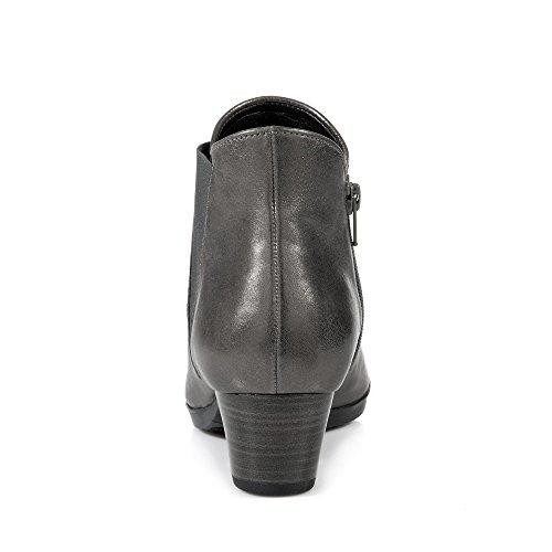 Gabor 76630-10, Bottes Femme Grau
