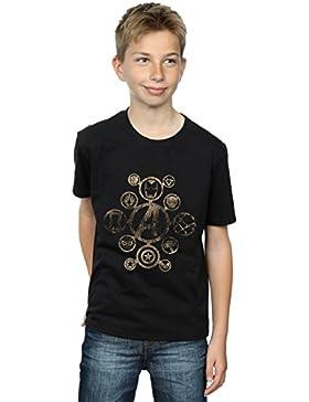 Absolute Cult Avengers Niños Infinity War Icons Camiseta
