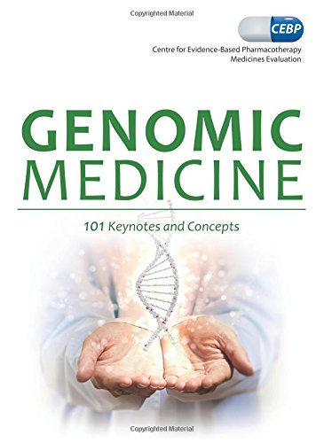 Genomic Medicine: 101 Key-Terms and Concepts