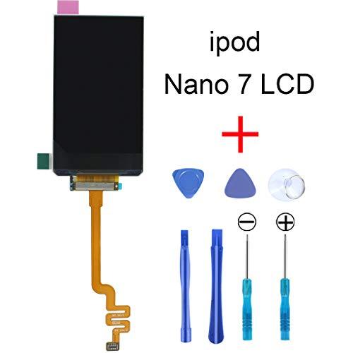 creen Ersatz für iPod Nano 7 7. Generation (No Touch Digitizer) mit Tool Kit mit Klebstoff-MEHRWEG ()