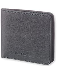 Moleskine Lineage Leather Wallet Blau