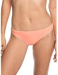 Roxy Beach Classics - Bas de Bikini couvrance Naturelle pour Femme  ERJX403768 b23d085438f
