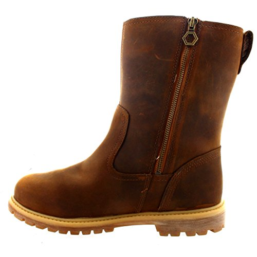 Femmes Timberland Nellie Earthkeeper Hiver Schnee Mitte Wade Bottes Tanné