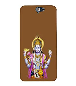 ifasho Designer Phone Back Case Cover HTC One A9 ( Alla The Saver 786 God )