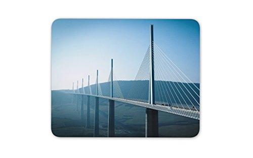 Millau Viadukt Frankreich Mauspad–Brücke Architektur Geschenk Computer # 8903