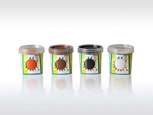 fingerfarben-4er-set-orange-braun-weiss-und-schwarz-von-okonorm