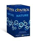 Control Nature Preservativos - Caja de condones de 24 unidades (pack...