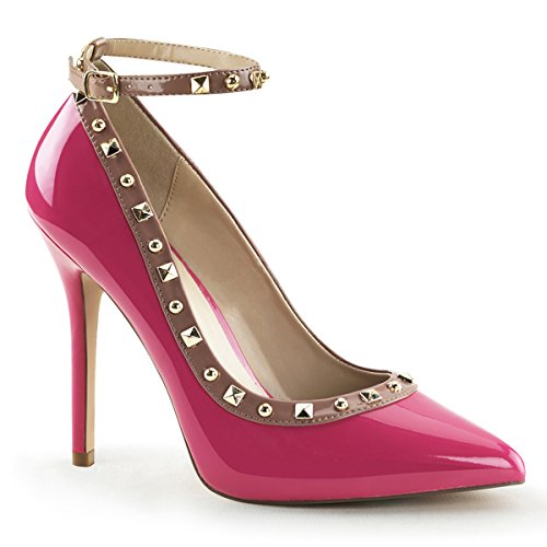 High Heels Pumps, Damen, Pink (pink) Pink (Pink)