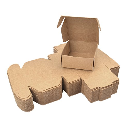 Freahap Handmade Soap Box Wedding Party Candy Boxes Wrapping Craft Case M