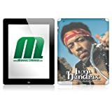 Unbekannt MusicSkins Jimi Hendrix South Saturn Delta?, für Apple iPad 2