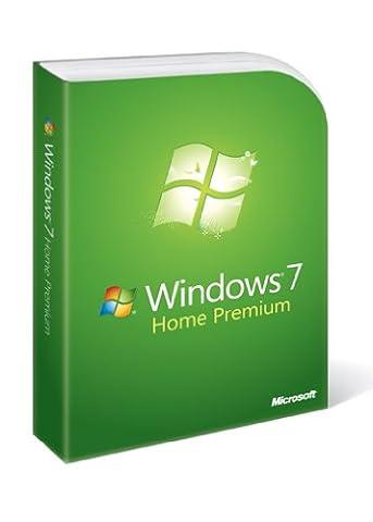 Windows 7 Edition Familiale Premium OEM 32 bits - 1 poste