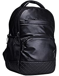 ff8c6c5c3545 F Gear Luxur Black 25 Liter Laptop Backpack