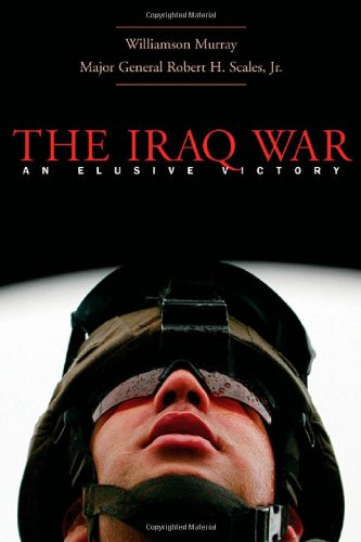 The Iraq War - A Military History (OIP)