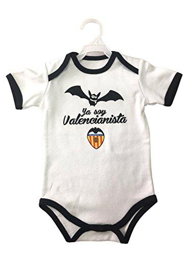 Valencia CF 01BOD0203L Bodies, Blanco, 03