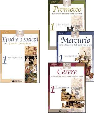 Mercurio. Per gli Ist. Professionali per i servizi commerciali: 1