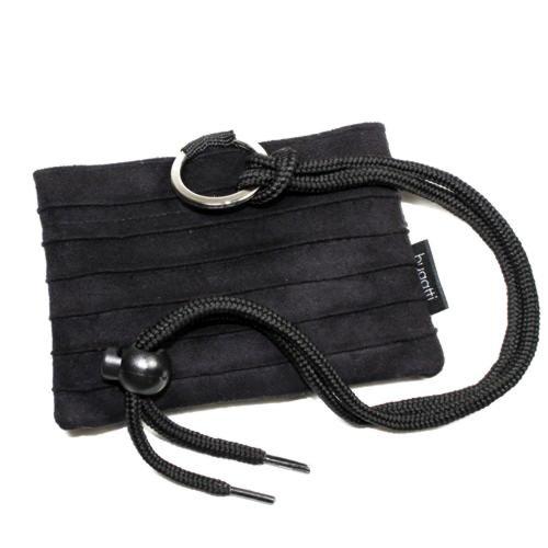 Schutzhülle Tasche Aspekt Velour schwarz für ZTE Style Q