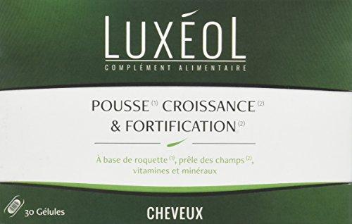 Luxéol Pousse Croissance & Fortification 30 Gélules