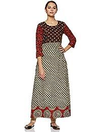 SOCH Women's Cotton Anarkali Kurta