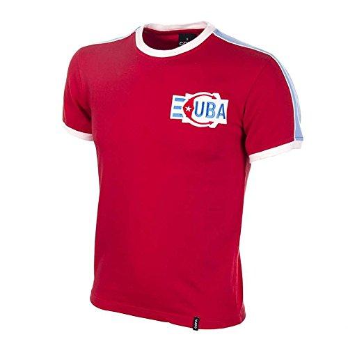 COPA - Kuba Retro Trikot 80er Jahre