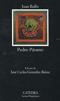 Pedro Páramo par Juan Rulfo