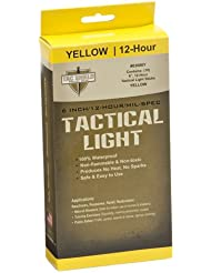 Tac Shield Tactical Luz Varillas x 10, color amarillo