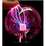 Outstanding® Bola de cristal de plasma USB lámpara de luz de la esfera por el partido casero