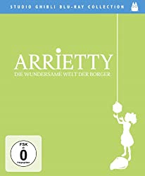 Arrietty - Die wundersame Welt der Borger [Blu-ray]