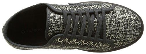 Victoria - 109266, Sneakers, unisex Nero (negro)