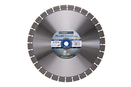 318p5-lmc Lasermax Klinge für Beton und armiertem Beton, silber, 450x 25,4mm ()