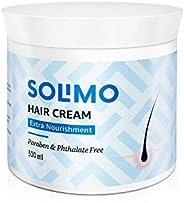 Amazon Brand - Solimo Hair Cream (300 ml)