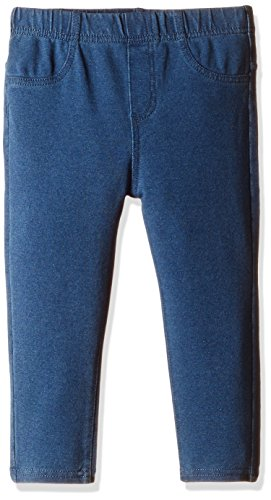 Fox Baby Girls' Trousers (612738119924_Light Jeans_24)
