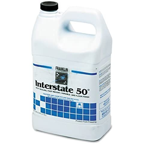 Franklin Cleaning Interstate 50® Gallon Bottle (FRKF195022) Category: Floor Wax, Sealers and Finishes by Franklin Cleaning Technology
