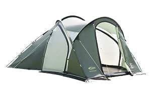 Gelert Ottawa 4, Four Man Tent - Black Forest/Meadow Mist/Cocoa