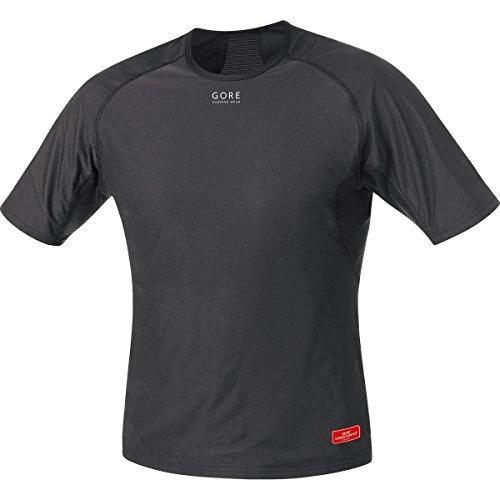 GORE RUNNING WEAR Essential Base Layer Windstopper - Camiseta de runni