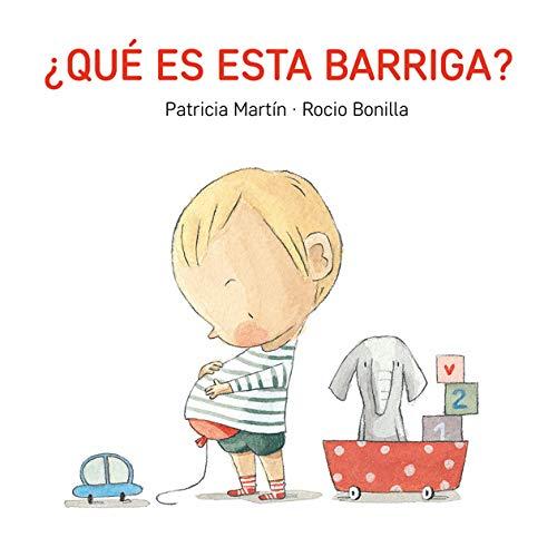 ¿Qué es esta barriga? por Patricia Martín