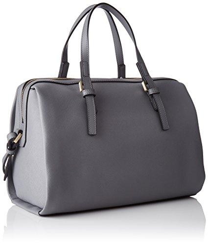 Calvin Klein Marissa Duffle, Borsa a Secchiello Donna, 15 x 30 x 36 cm (W x H x L) Grigio (Steel Grey)