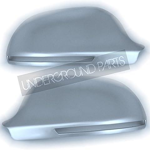 Copri specchietti, per Audi 2008-2010, in alluminio,