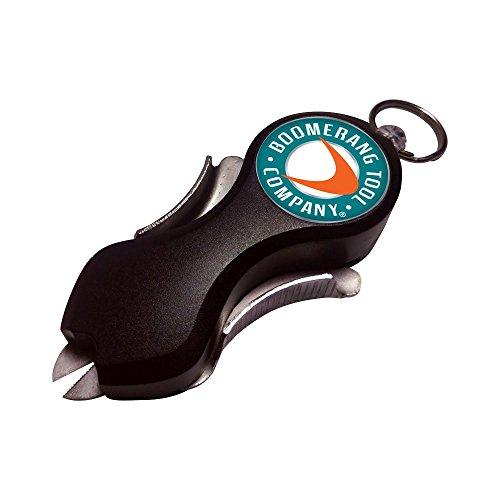 """Boomerang Tool Company Angelschnur-Schneider """"The Snip"""", damen, schwarz"""