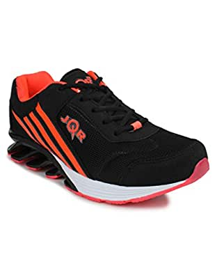 JQR Blade-3 Black Red Sports Shoes