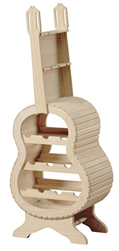 ojemar international Weinregal Gitarre