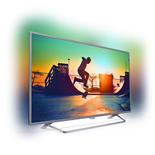 Philips 6000 Series - Televisor (139,7 cm (55'), 3840 x 2160 Pixeles, 4K Ultra...