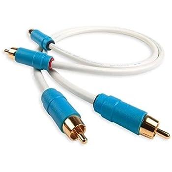 Chord C Paire de Line Câble RCA stéréo RCA–1m–What Hi-Fi? 5STARS